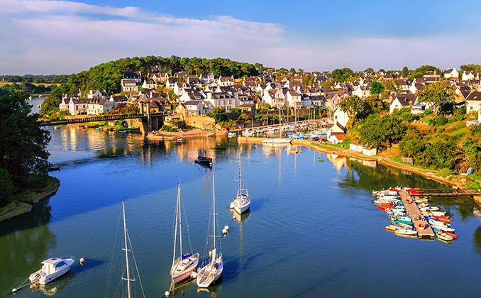 Morbihan France
