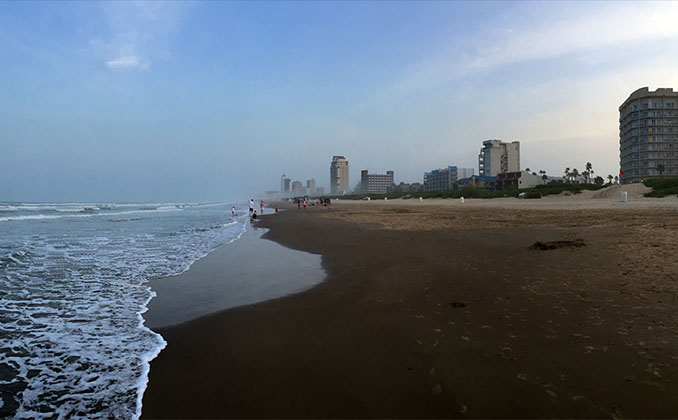 airbnb south padre