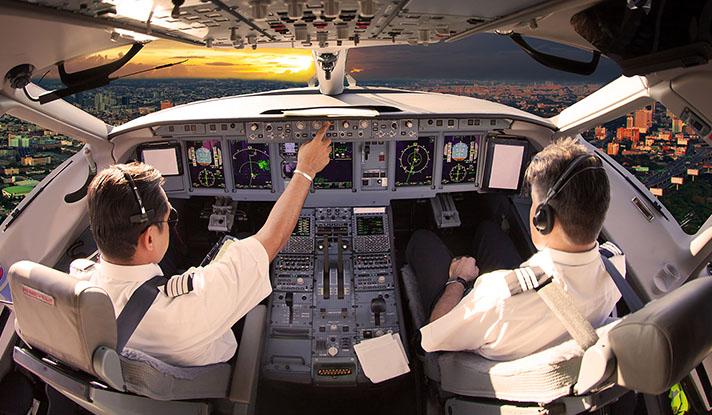 aircraft pilots