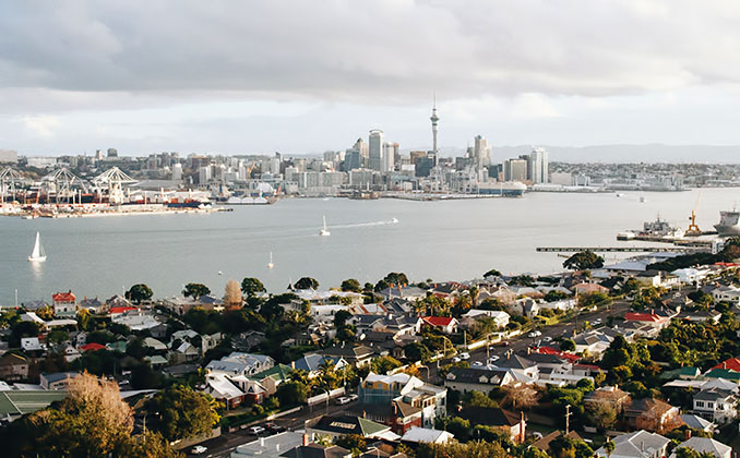 auckland airbnb