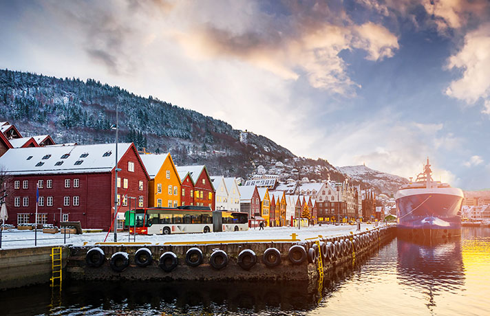 8 cities in Europe to visit for the best winter views