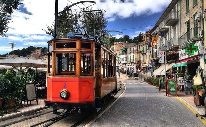 mallorca tram