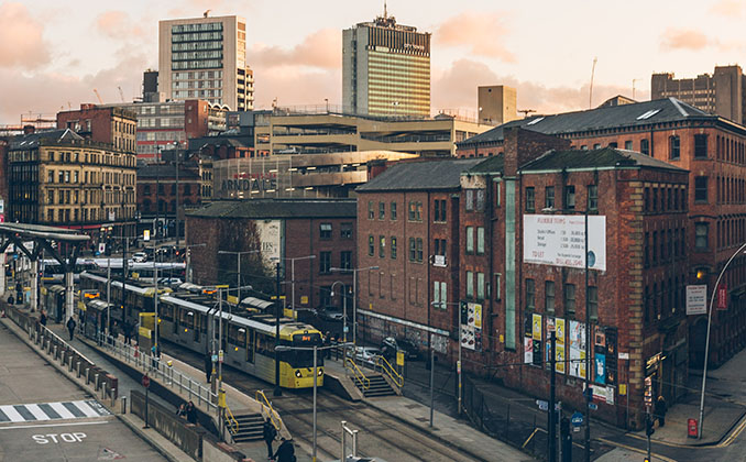 manchester airbnb