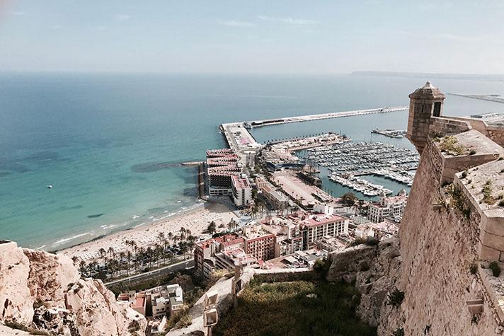 Santa Bárbara Castle, Alicante
