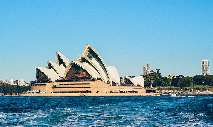 Most famous tourist spots in Australia