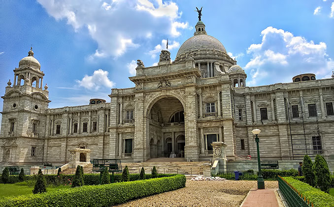 Victoria Memorial Hall, Kolkata India